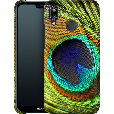 Huawei P20 Lite Smartphone Huelle - Peacock von Mark Ashkenazi