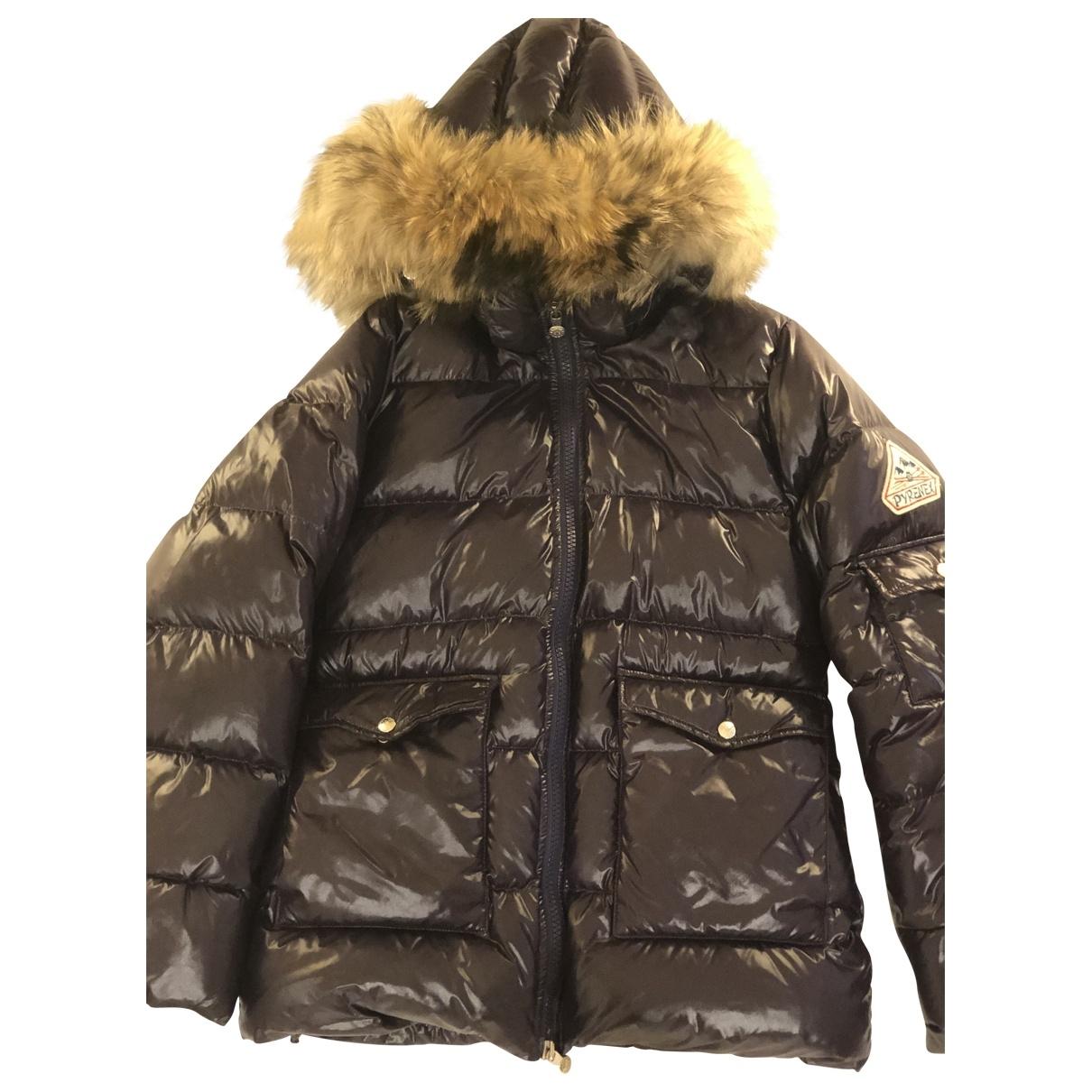 Pyrenex - Manteau   pour femme - violet