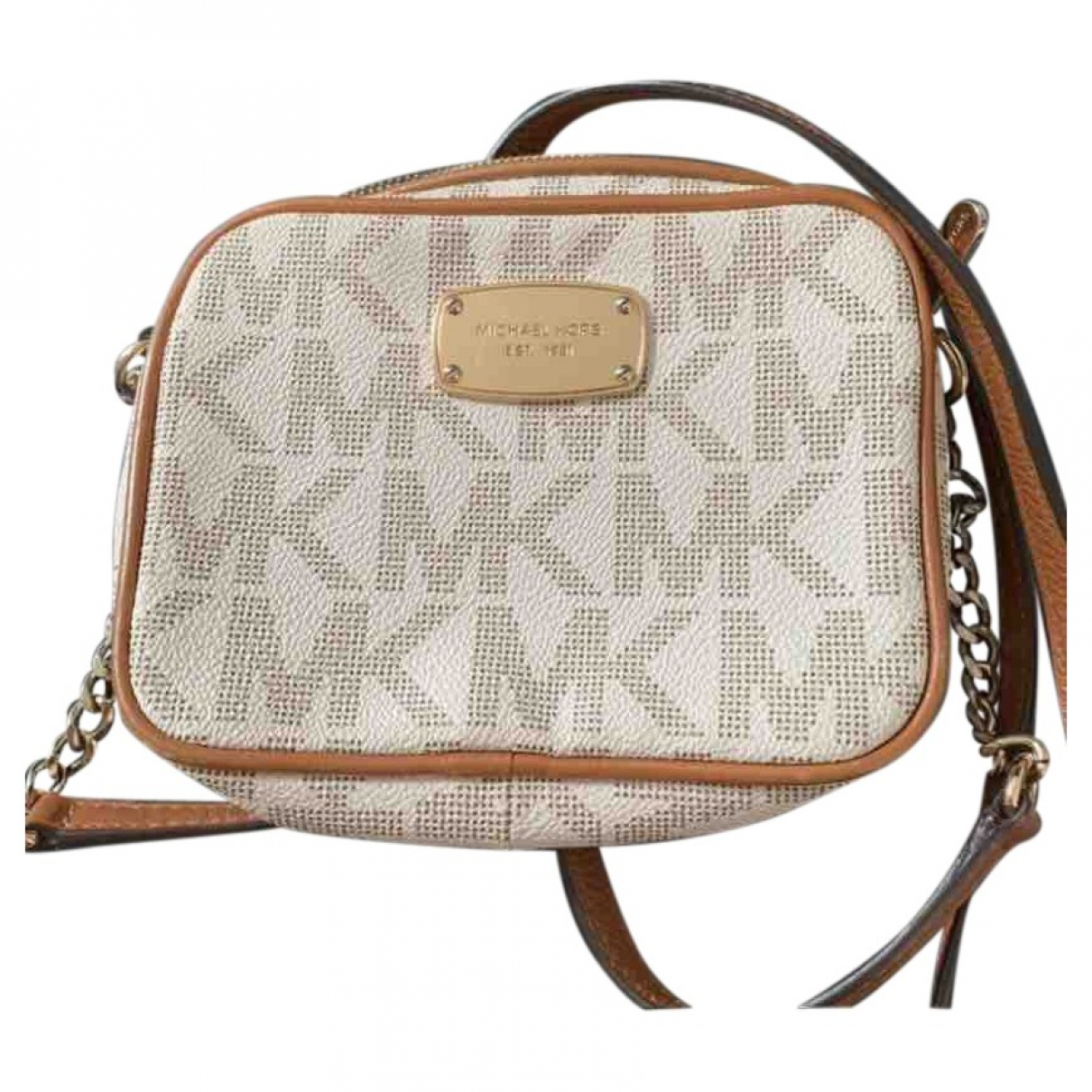 Michael Kors \N Beige Leather handbag for Women \N