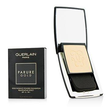 Parure Gold Radiance Powder Foundation Spf 15 - 31 Ambre Pale
