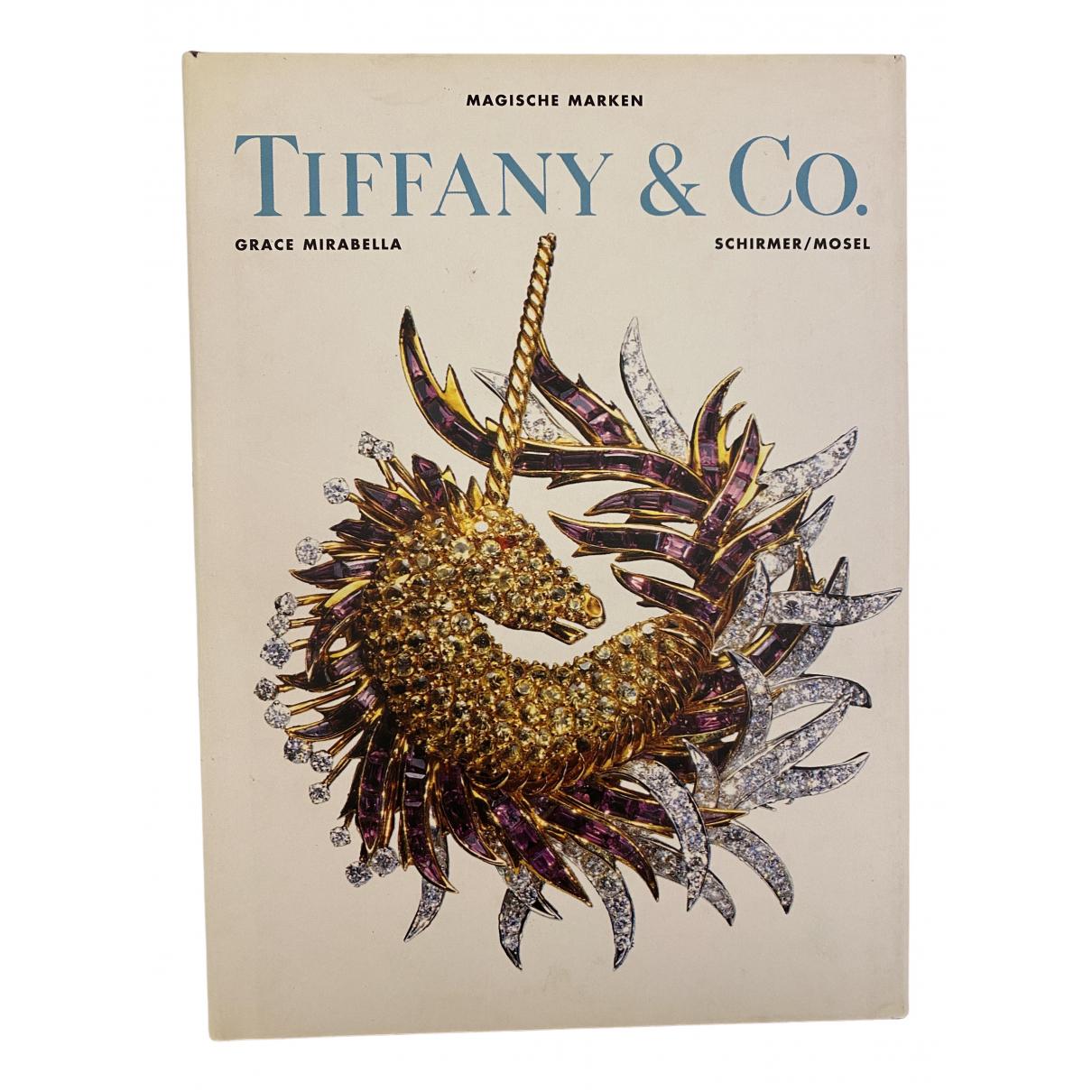 Tiffany & Co - Art   pour lifestyle en coton - multicolore