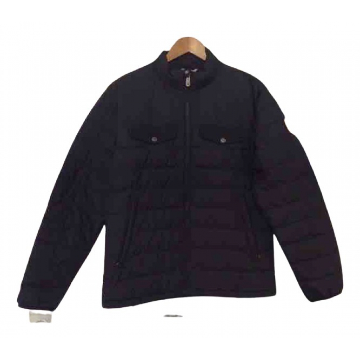 Fjallraeven \N Jacke in  Schwarz Synthetik