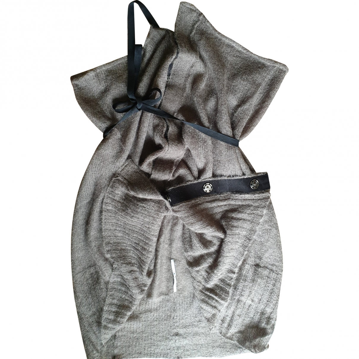 Isabel Benenato \N Brown Wool Knitwear for Women One Size International