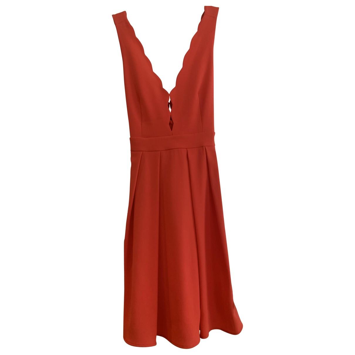 Claudie Pierlot N Pink dress for Women 36 FR