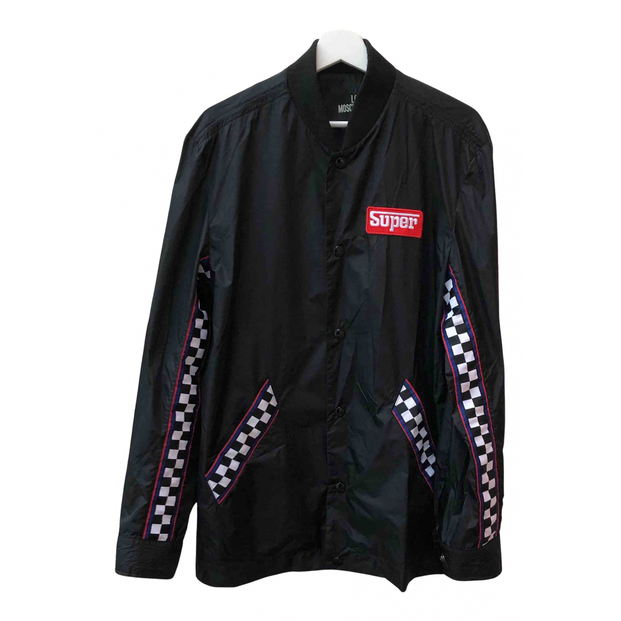 Moschino Love N Black jacket  for Men 50 IT