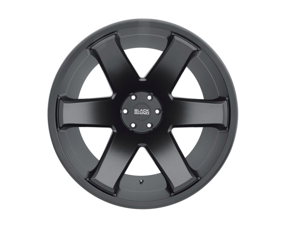 Black Rhino Raze Matte Black Wheel 20x12 6x139.70|6x5.5 -44mm CB112.1