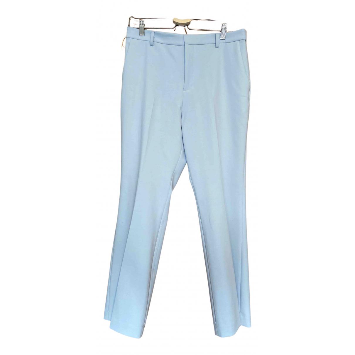 Uniqlo \N Blue Trousers for Women L International