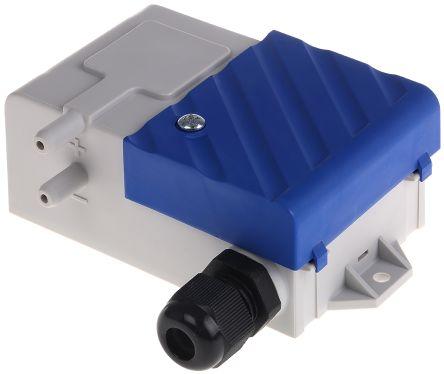 Gems Sensors Pressure Sensor for Air, Non-Conductive Gas , 100Pa Max Pressure Reading Analogue