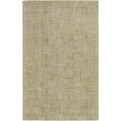 Aiden AEN-1004 10' x 14' Rectangle Modern Rug in Olive