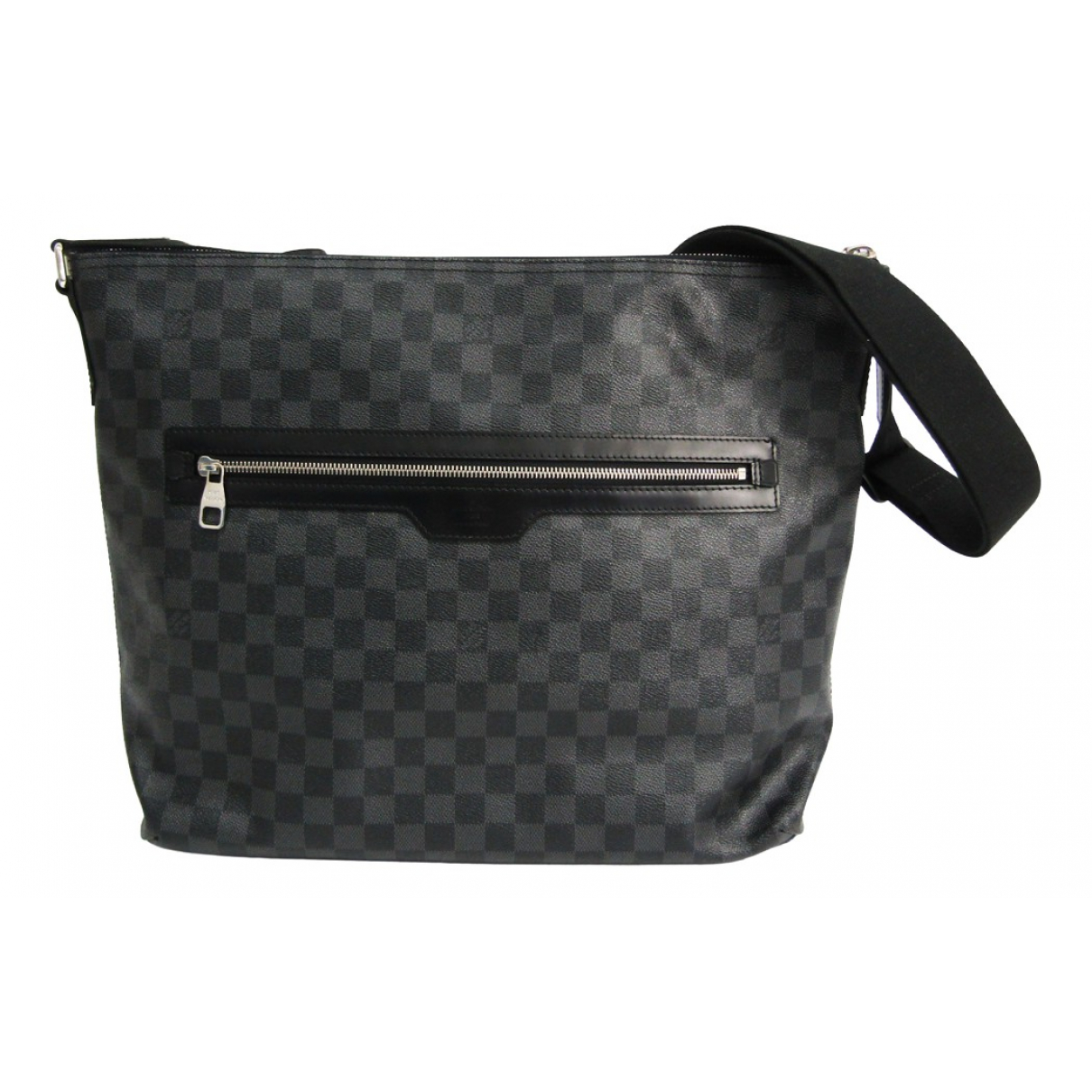 Louis Vuitton Mick PM Anthracite Cloth bag for Men \N