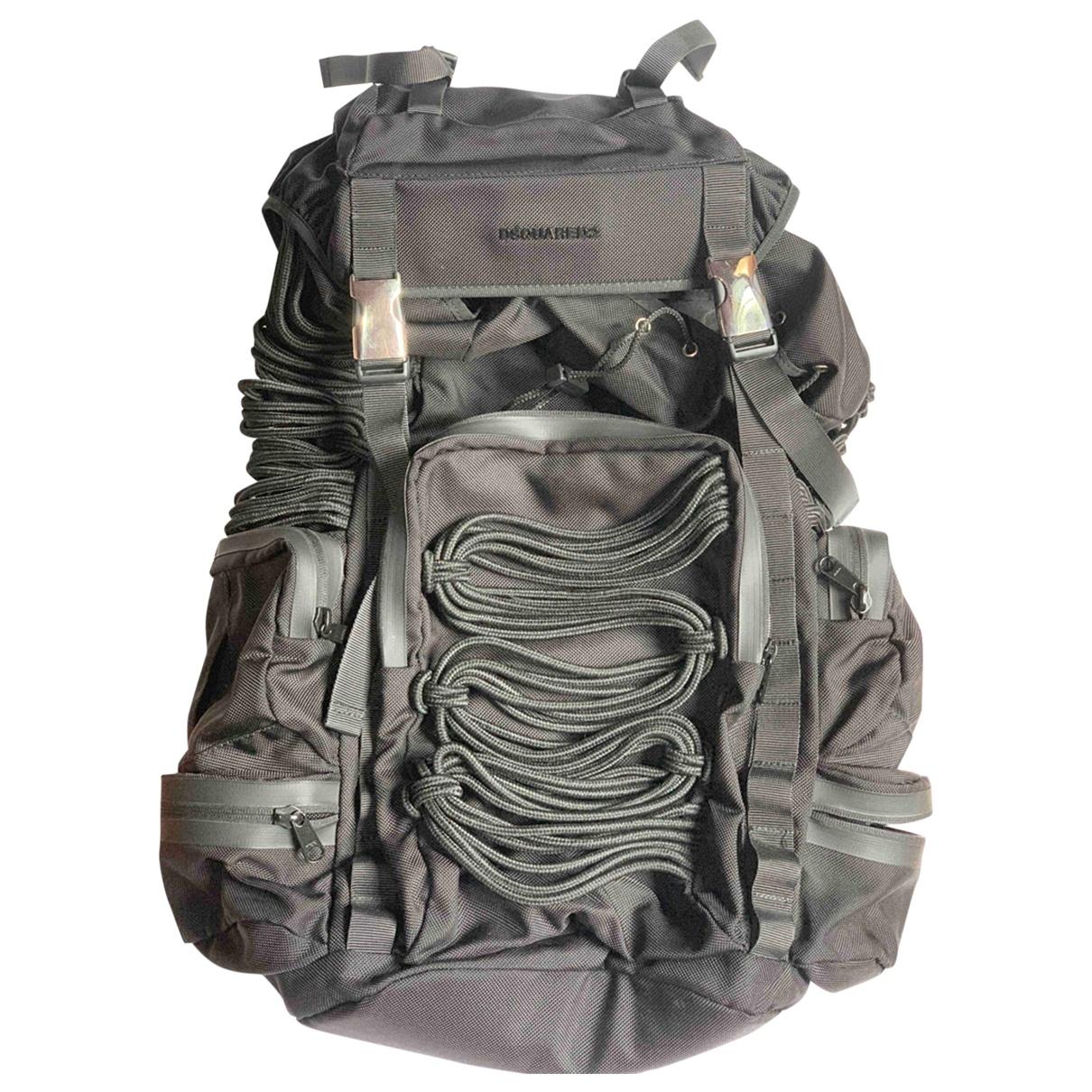 Dsquared2 \N Black bag for Men \N