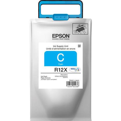 Epson R12X TR12X220 pack d'encre Durabrite Ultra originale cyan haute capacité