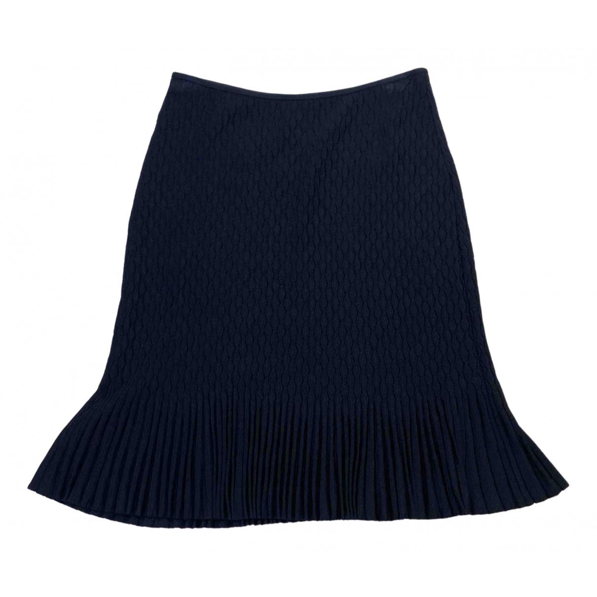 Valentino Garavani - Jupe   pour femme - bleu
