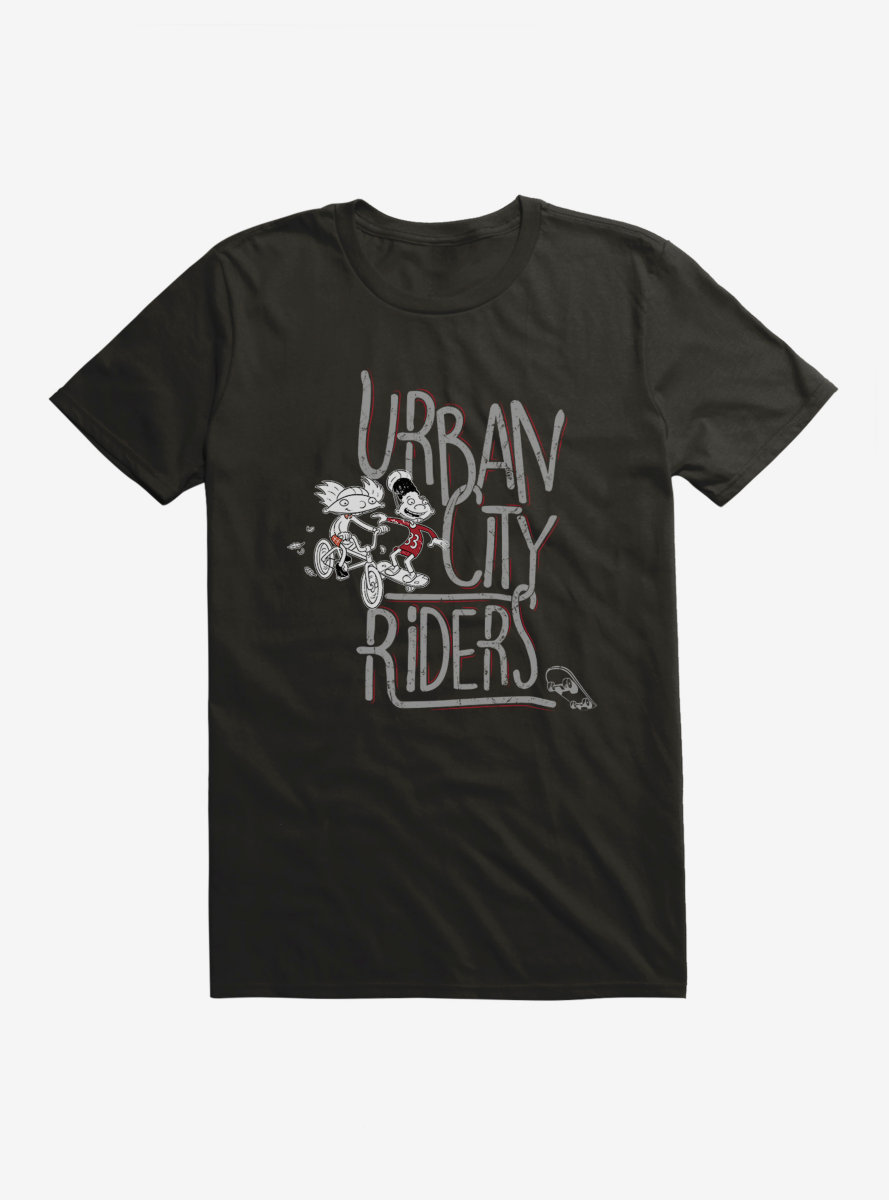 Hey Arnold! Urban City Riders T-Shirt