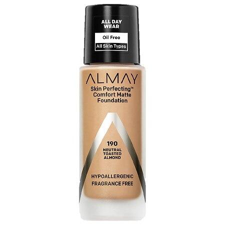 Almay Skin Perfecting Comfort Matte Foundation - 1.0 ea
