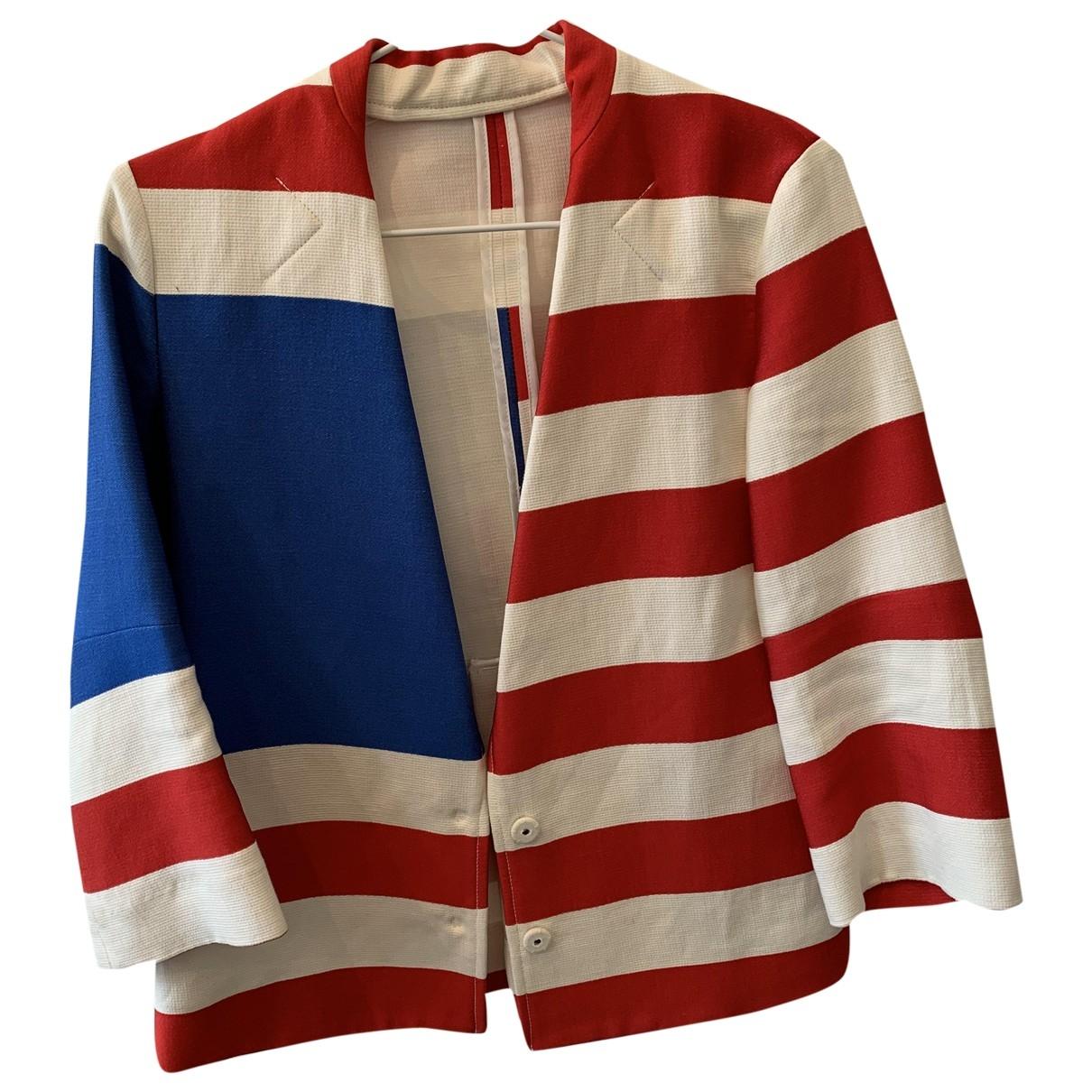 Acne Studios \N Multicolour Cotton jacket for Women 34 FR