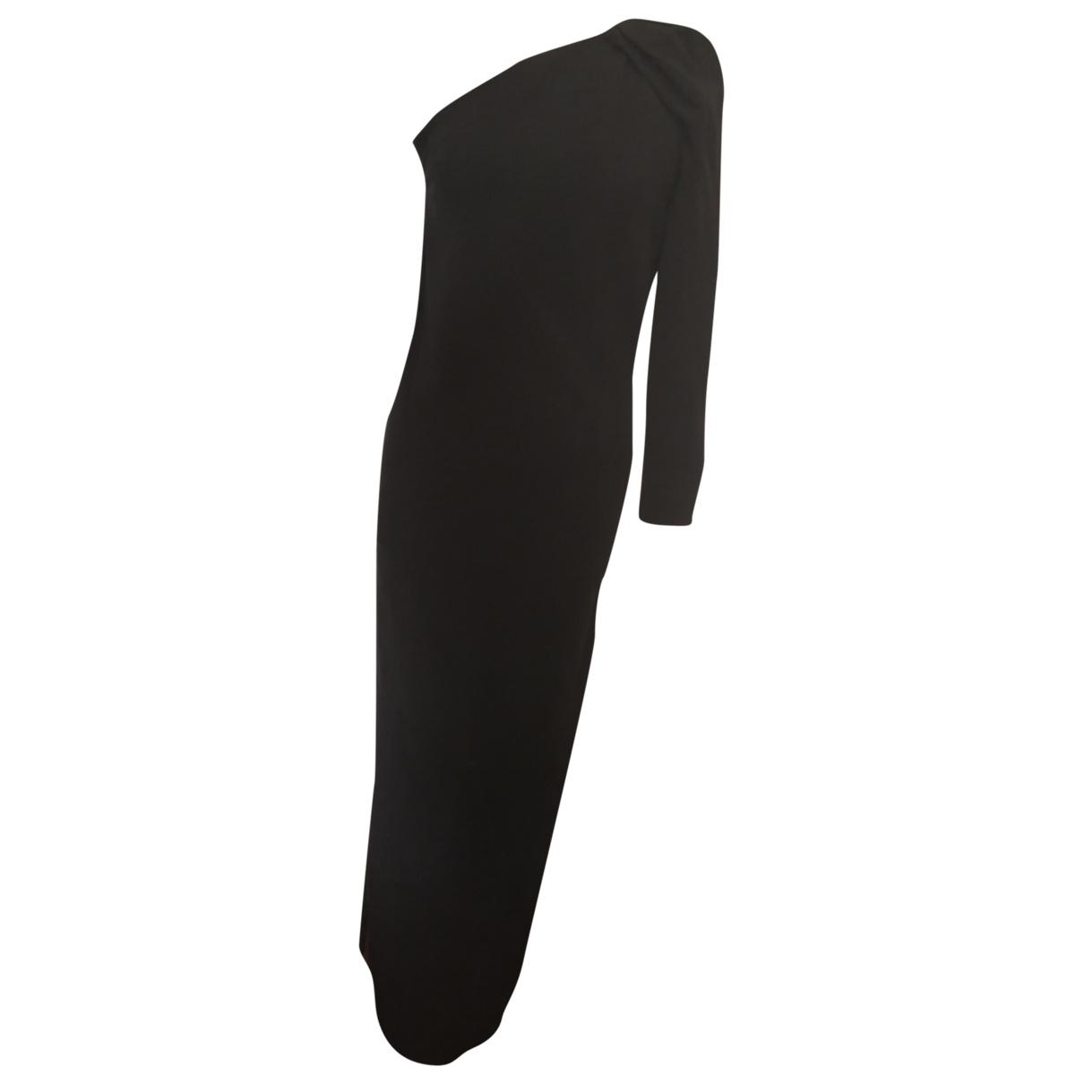 Lanvin \N Black dress for Women 36 FR
