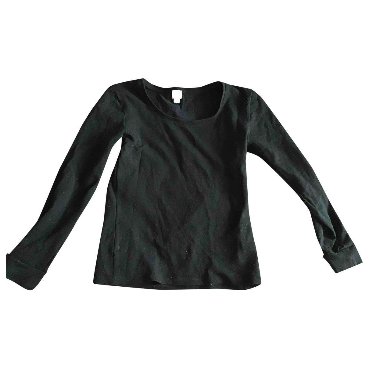 Molli \N Black Cotton  top for Women 36 FR