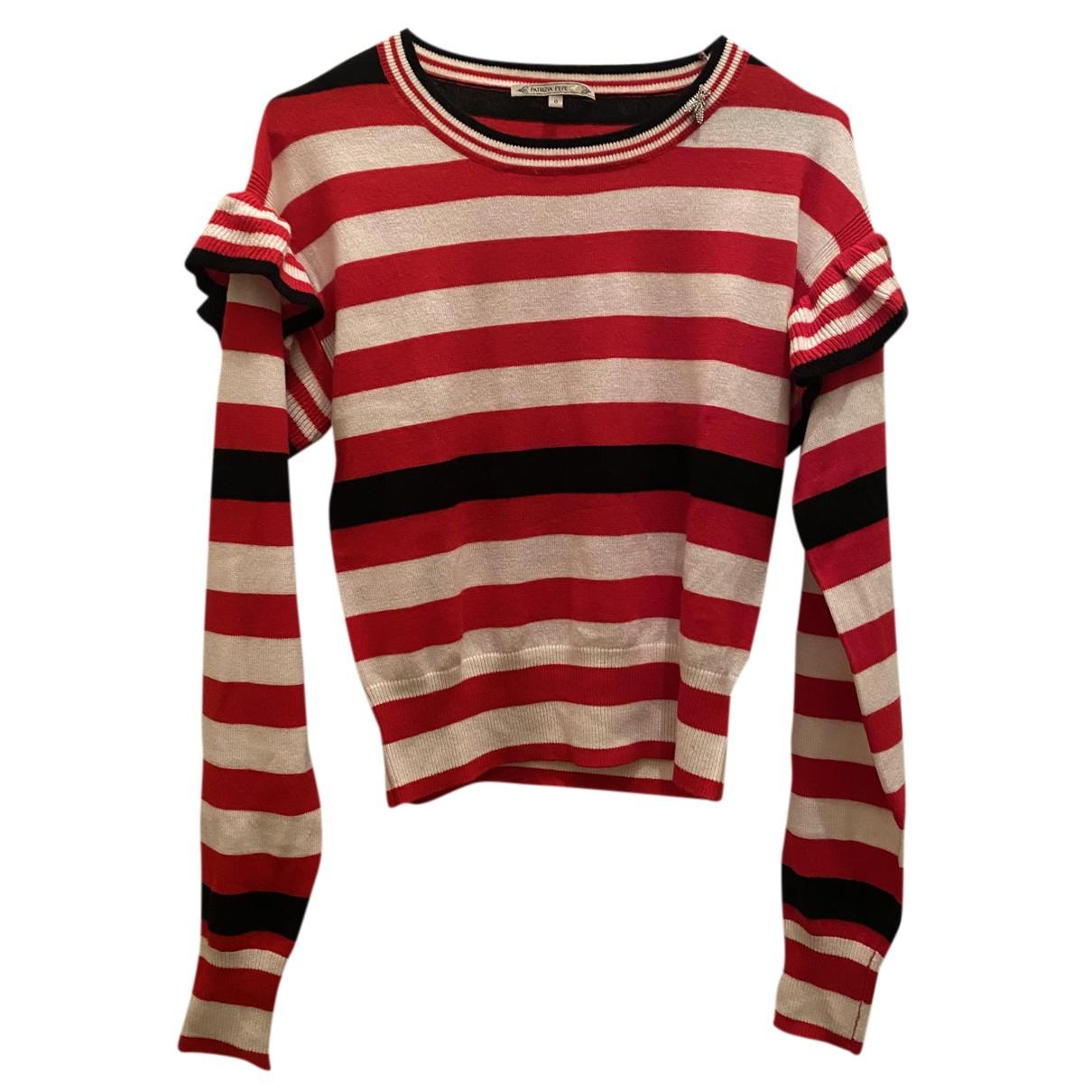 Patrizia Pepe - Pull   pour femme en laine