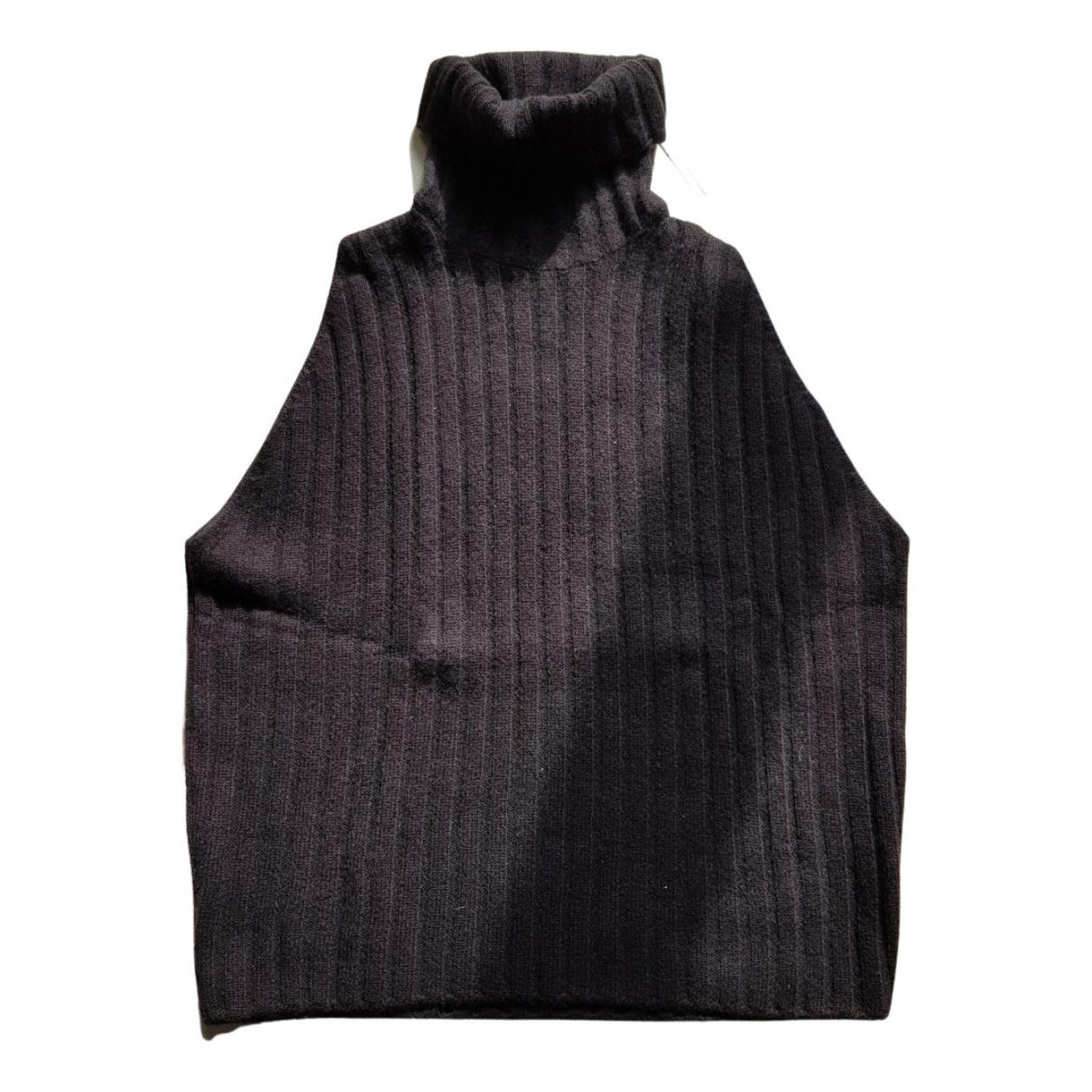Etro \N Pullover in  Schwarz Kaschmir