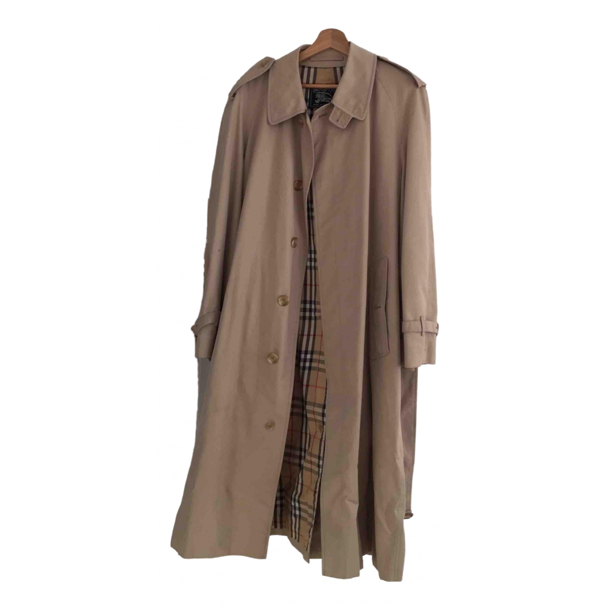 A Piece Of Chic \N Beige coat  for Men L International