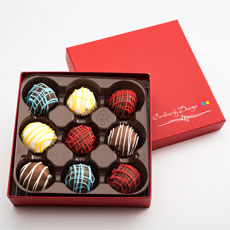 Assorted Chocolate Truffles | Chocolate Gift Boxes