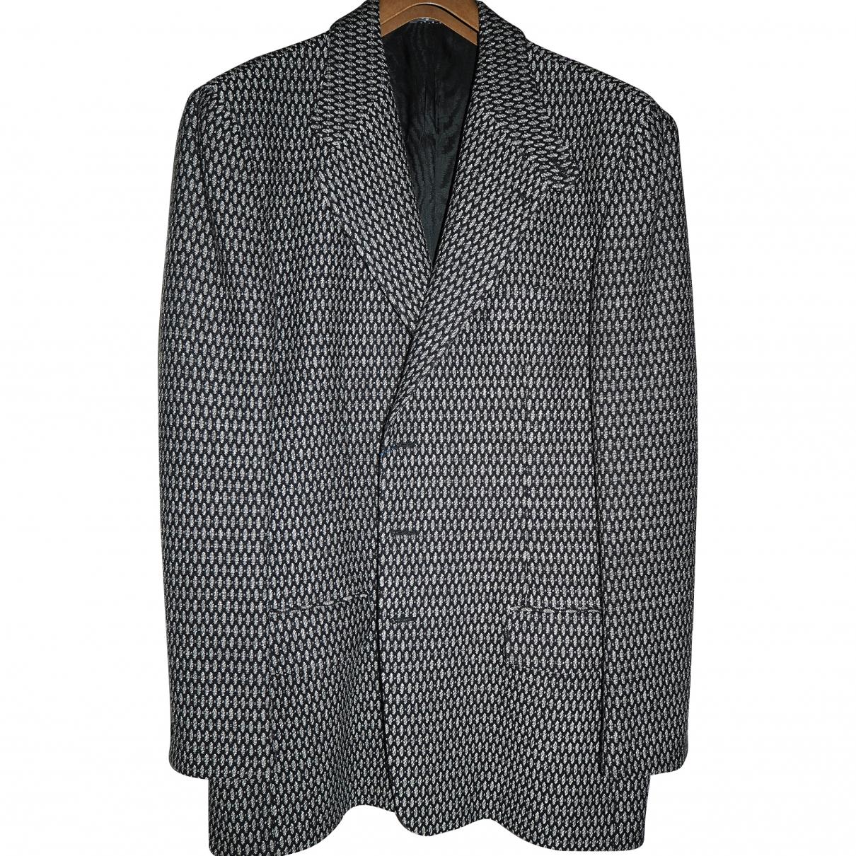 Byblos \N Grey Wool jacket  for Men 54 IT