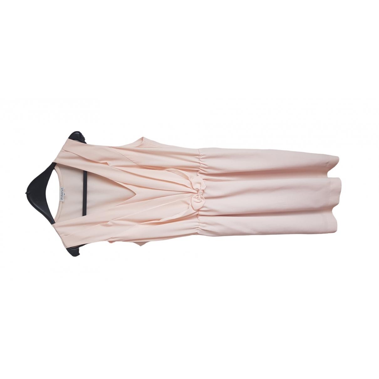 Claudie Pierlot \N Pink dress for Women 36 FR