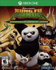 Kung Fu Panda: Showdown of Legendary Legends