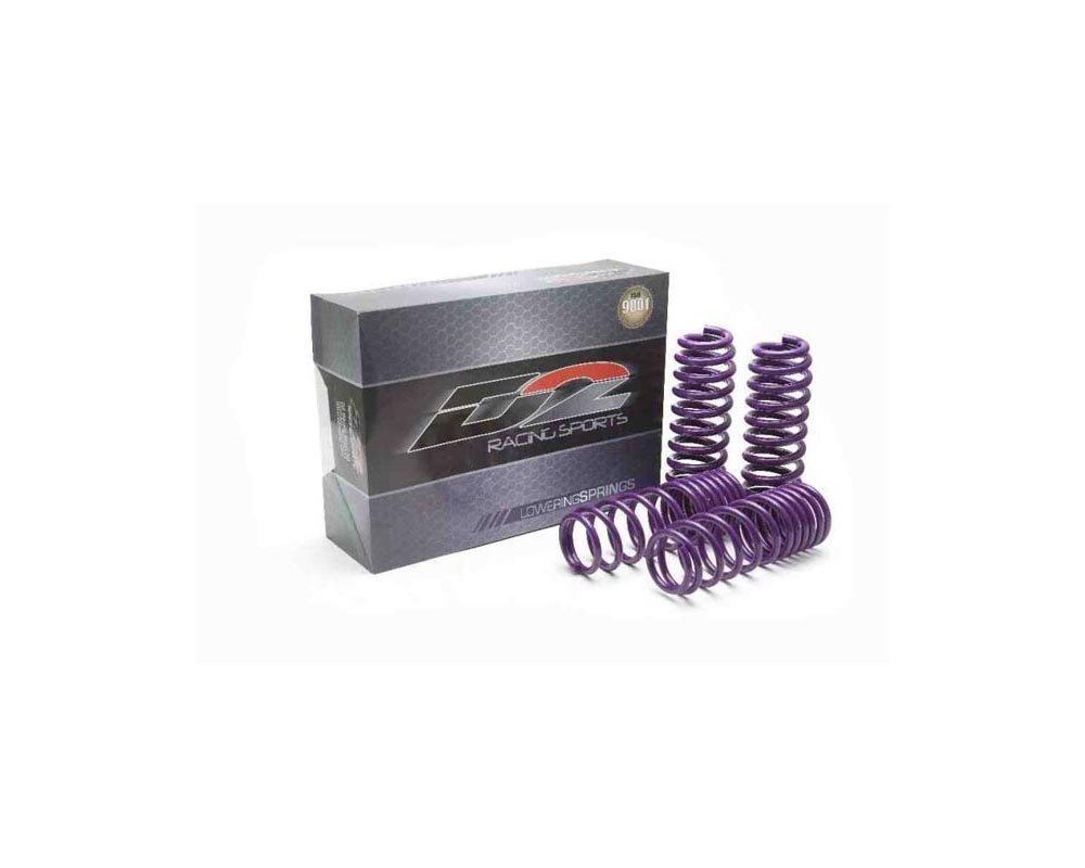 D2 Racing Pro Series Lowering Springs Ford Mustang 2005-2014
