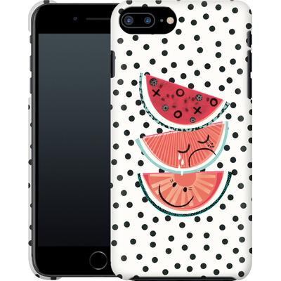 Apple iPhone 8 Plus Smartphone Huelle - Watermelon von Victoria Topping