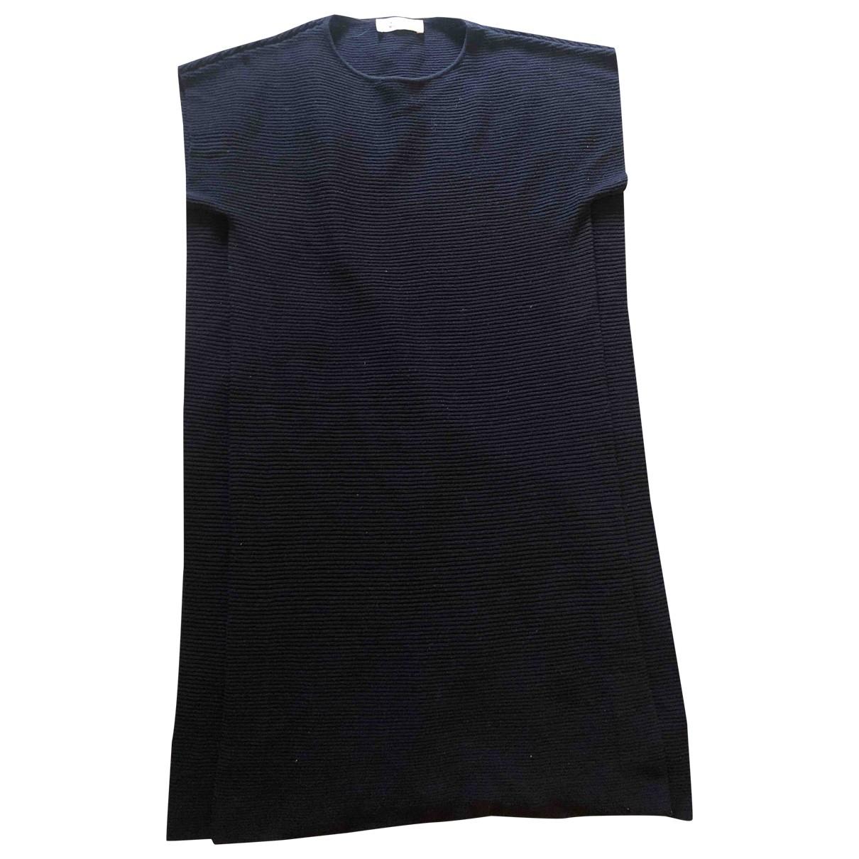 Jucca \N Pullover in  Blau Wolle