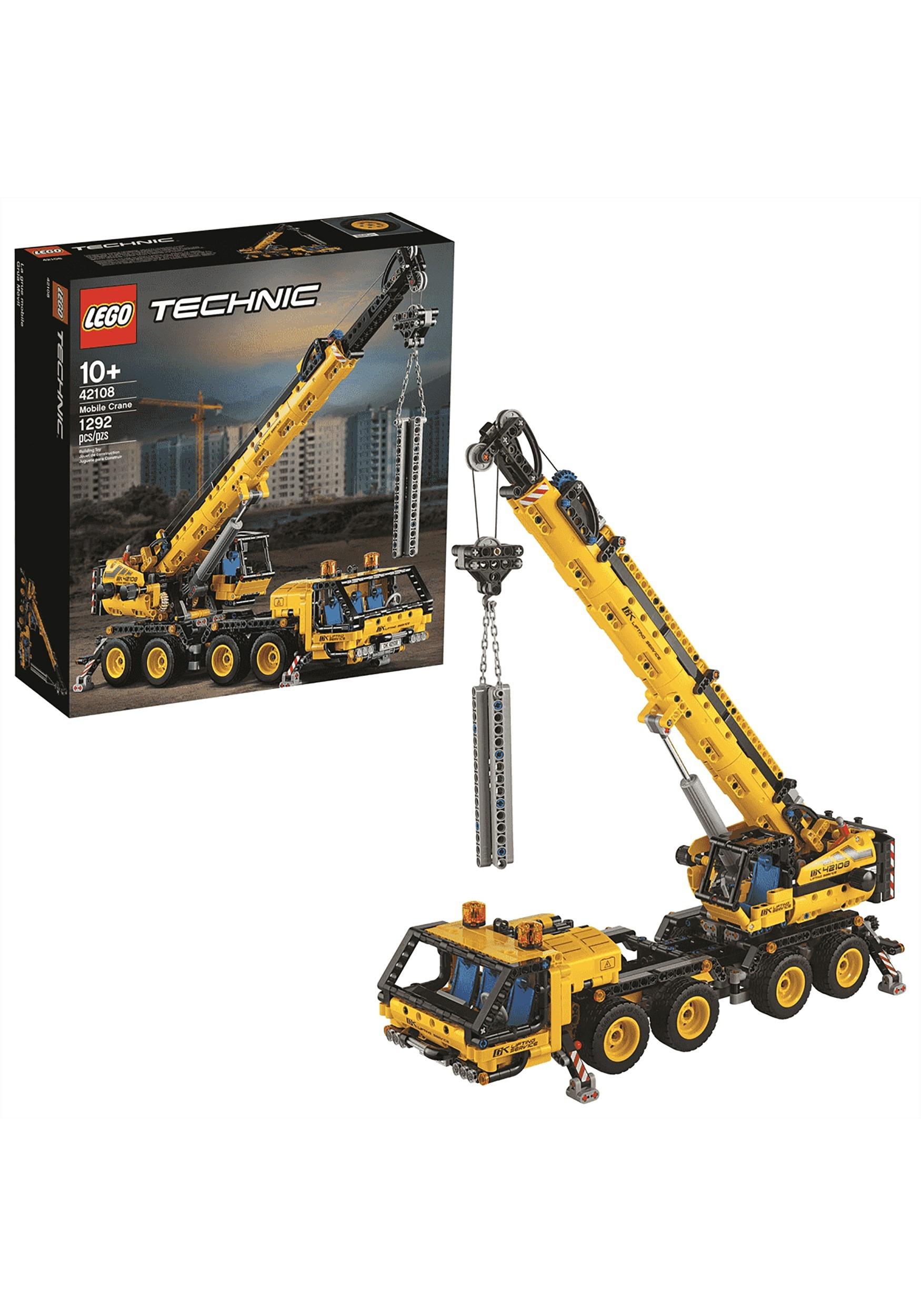 Mobile Crane LEGO Technic