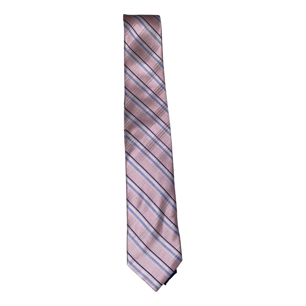 Tommy Hilfiger \N Krawatten in  Bunt Seide
