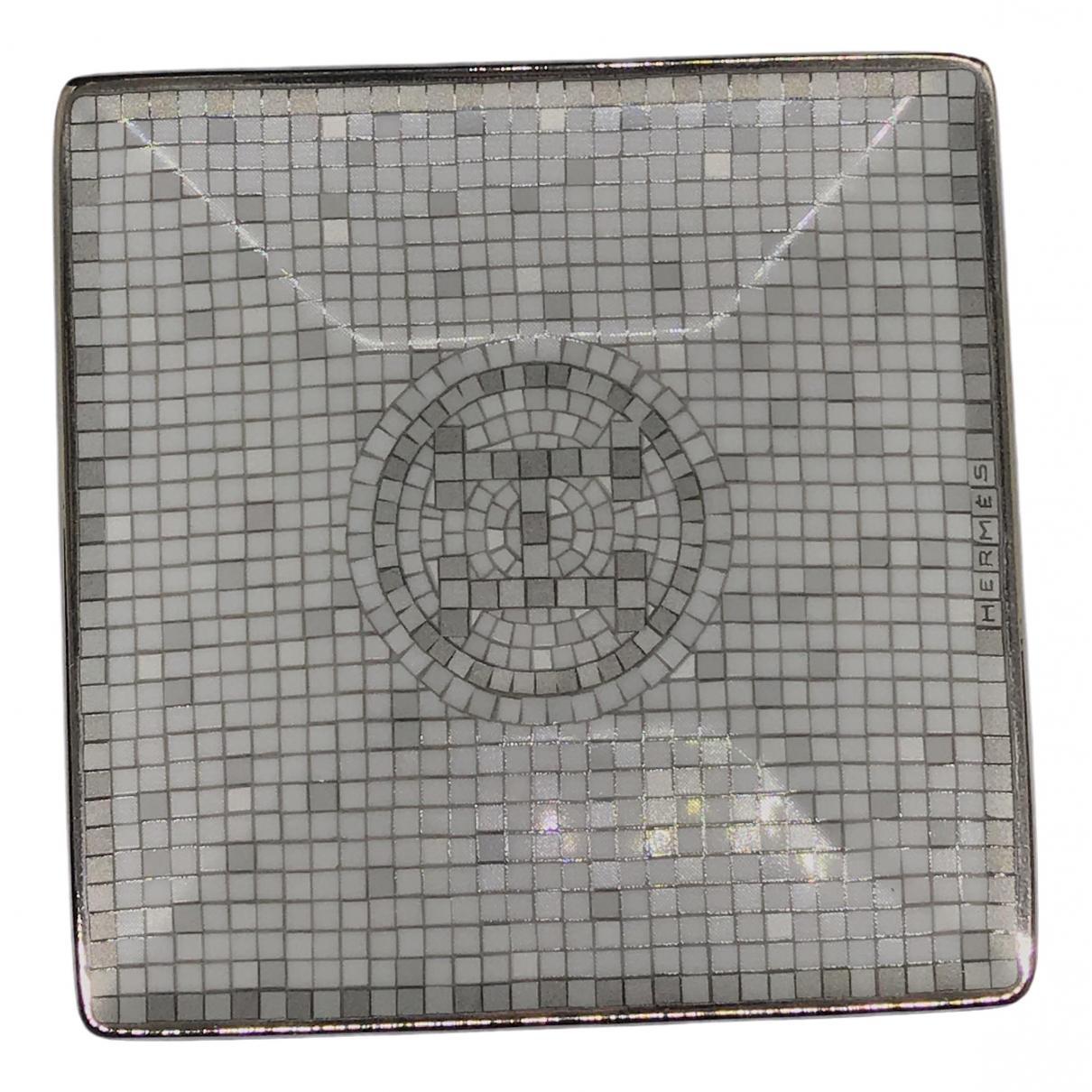 Hermes - Objets & Deco Mosaique au 24 pour lifestyle en ceramique - blanc