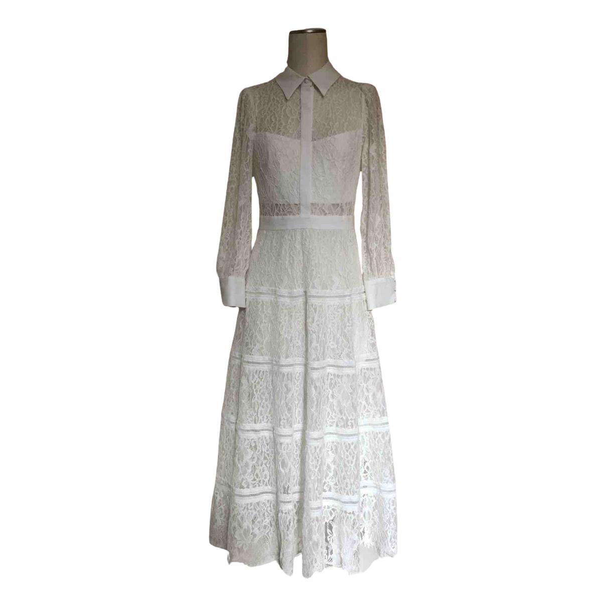 Alice & Olivia N White dress for Women 36 IT