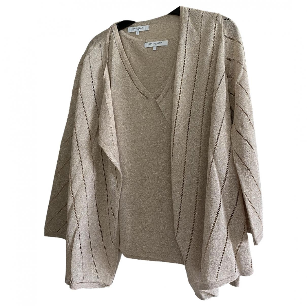 Gerard Darel \N Gold Knitwear for Women 36 FR