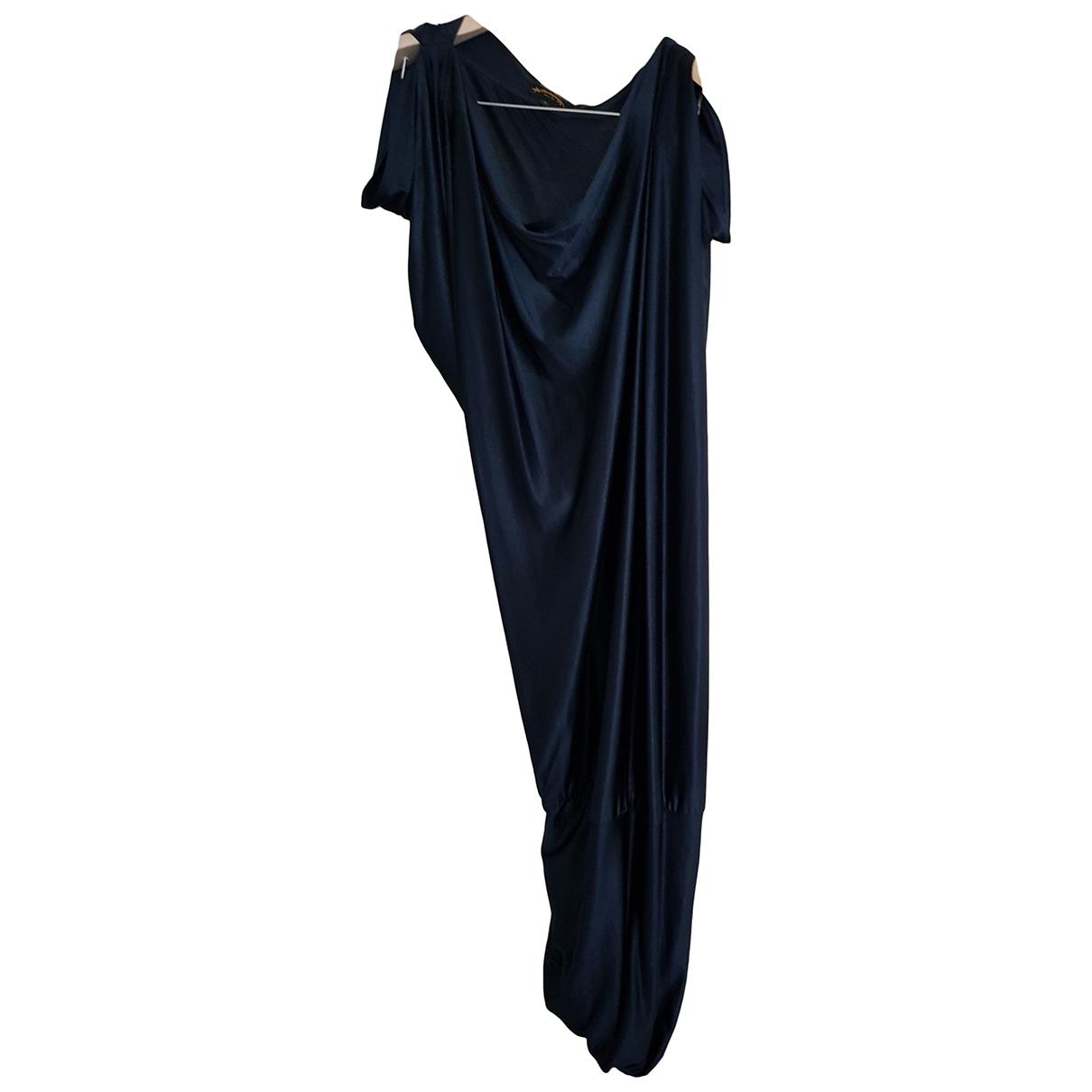 Vivienne Westwood Anglomania \N Brown Silk dress for Women L International