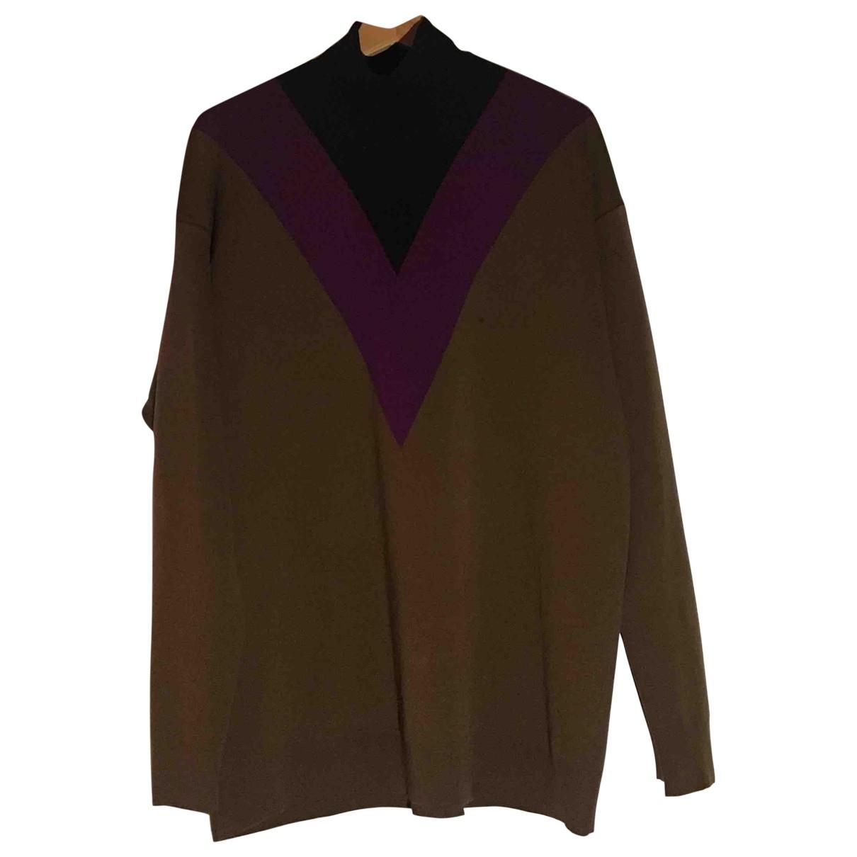 Prada \N Brown Wool Knitwear & Sweatshirts for Men L International