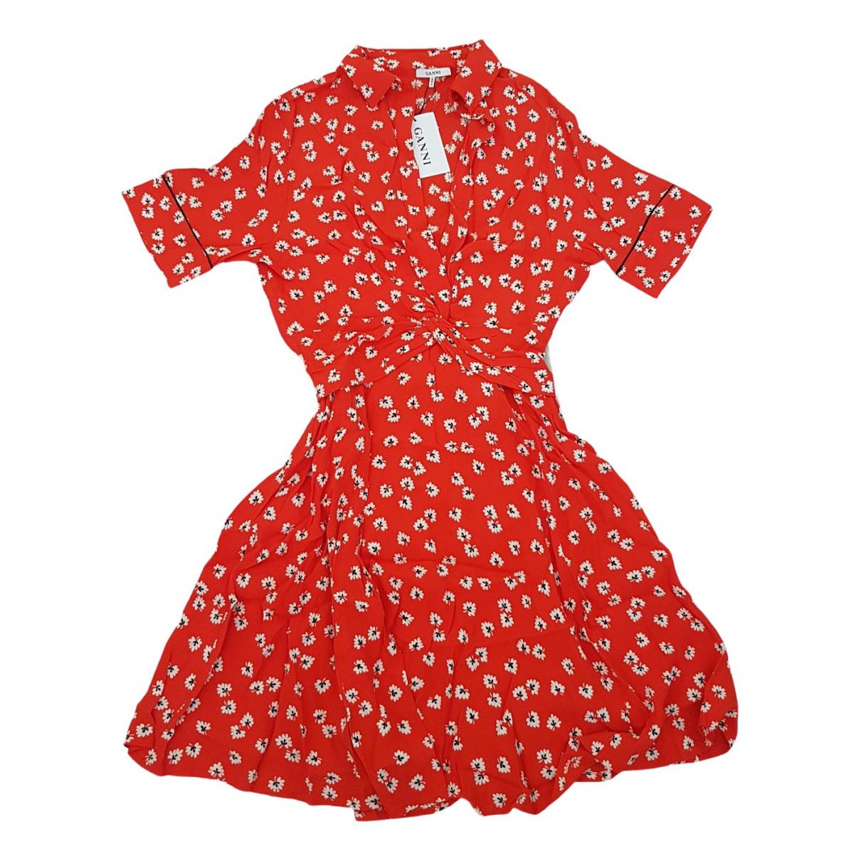 Mini vestido Spring Summer 2019 Ganni