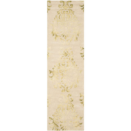 Safavieh Dip Dye Collection Collin Floral Area Rug, One Size , Multiple Colors