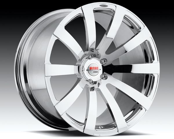 Forgiato FOR-CONM2013 Monoleggera Concavo-M Wheels 20x13
