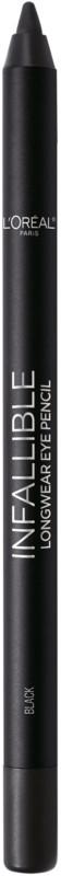 Infallible Pro-Last Waterproof Pencil Eyeliner - Black