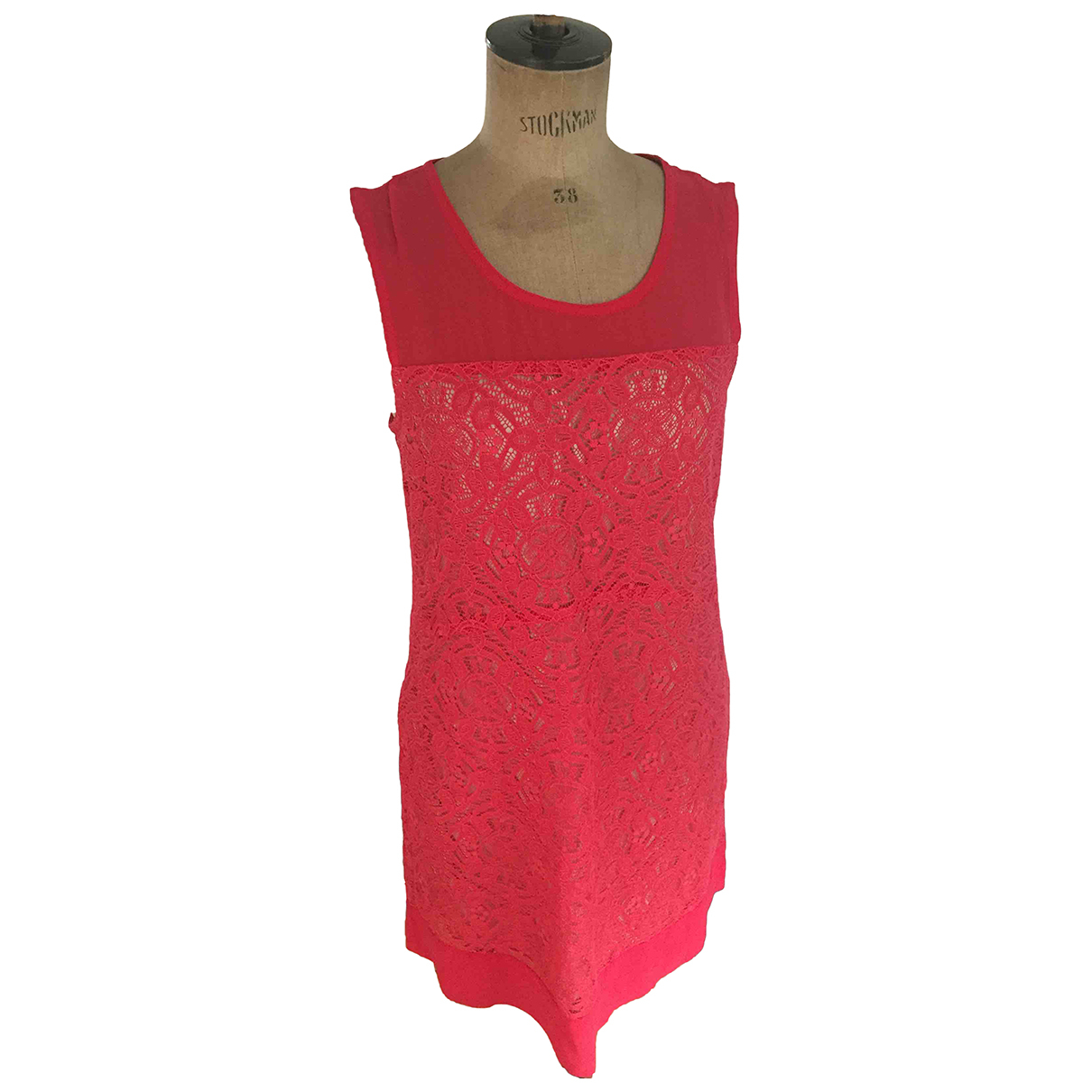 Marc By Marc Jacobs N Pink Silk dress for Women S International