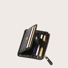 Maenner Minimalistische Geldborse und Kartenhalter