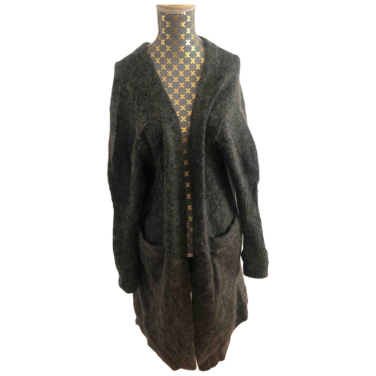 Acne Studios \N Grey Wool Knitwear for Women XXS International