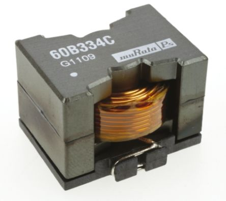 Murata Power Solutions Murata, 6000B Wire-wound SMD Inductor 330 μH ±15% Wire-Wound 4A Idc
