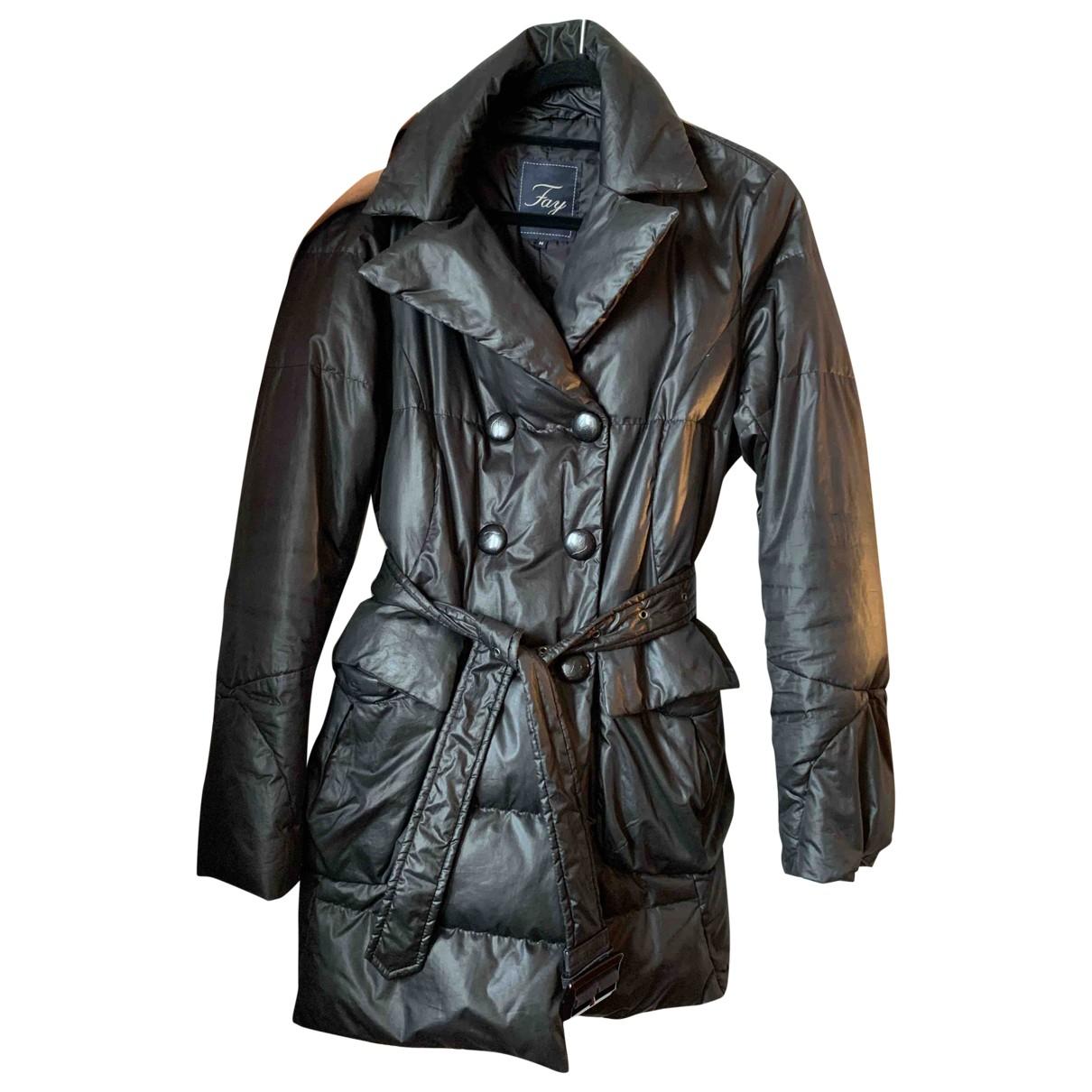 Fay - Manteau   pour femme - noir