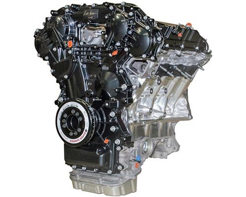 AMS Performance ALP.07.04.0005-10 Alpha Nissan R35 GT-R OMEGA-Spec Billet Block 4.3L VR38 Crate Engine