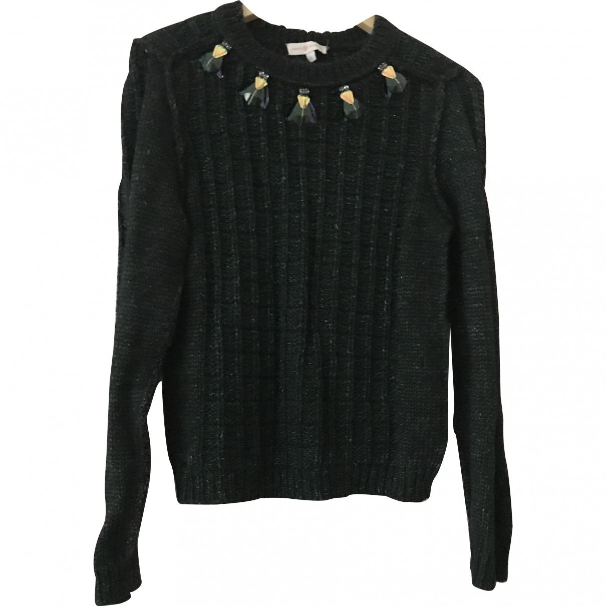 Tory Burch \N Pullover in  Gruen Wolle